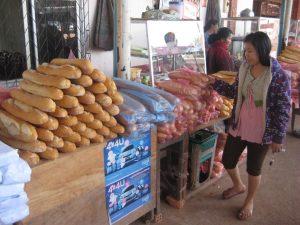 Boulangerie locale