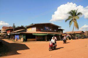 Village de Muang Sen