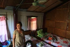 Notre guesthouse à Luang Prabang