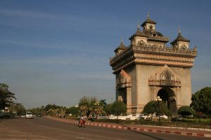 Arc de triomphe lao : Patuxai