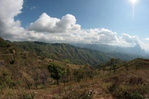 Route pour Vang Vieng
