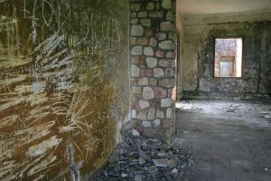 Maison en ruines