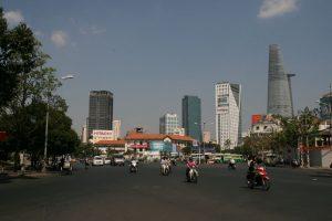 Saigon et ses buildings