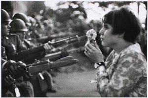 La fleur et le fusil