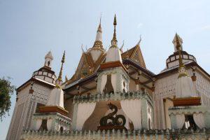 Wat dans Phnom Penh