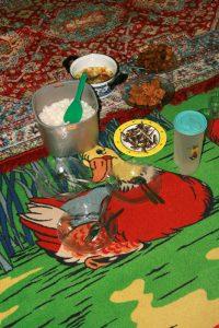 Petit déjeuner indonésien