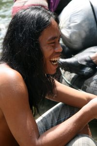 Sourire indonésien