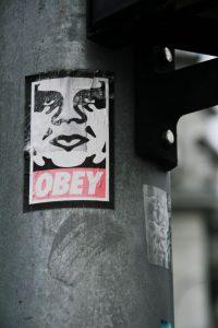 Obey by Shephard Fairey