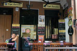 Bar à bières belges