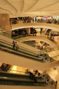 Mall singapourien