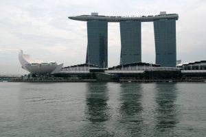 L'hôtel Marina Sands