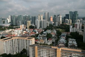 Singapour depuis Little India