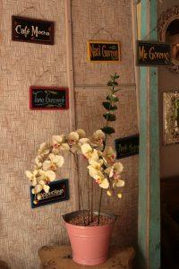 Intérieur d'Art café