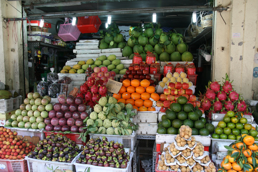 Fruits du marché