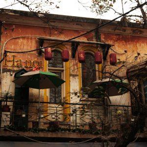 Balcon Hanoi