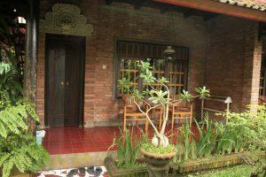 Notre terrasse à Ubud