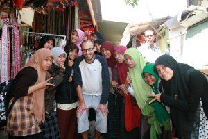 Etudiantes de Medan