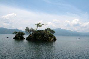 Iles du lac Toba