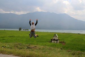 Tibal jump !
