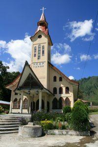 Eglise batak