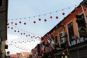Lampions de Melaka