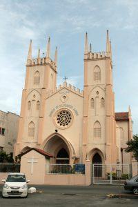 Eglise St Francois Xavier