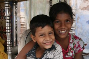 Sourires indiens