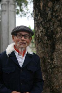 Grand père vietnamien