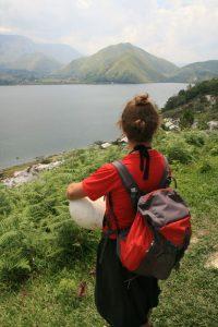 Choupi en Indonésie