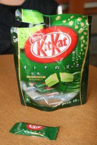 Kit Kat vert
