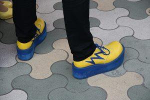 Chaussures custom