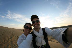 Inde désert