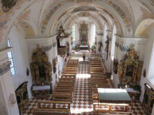 Eglise d'Oetz