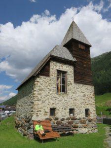 Eglise de Vent en pierres