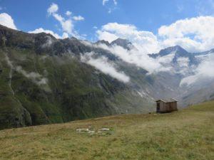 Ma cabane dans le Tyrol