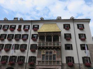 Petit toit d'or Innsbruck