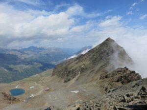 Vue depuis le Top Mountain Star