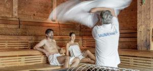 Sauna avec coach