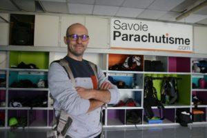 Merci Savoie Parachutisme