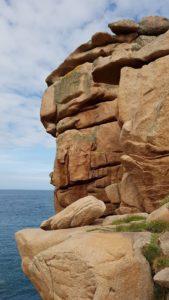 Colonnes de granit